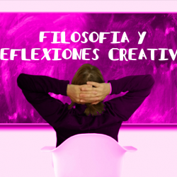 Reflexiones creativas, Anes Ortigosa, Cuaderno Creativo